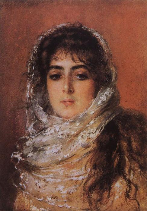 Portrait 63. Konstantin Makovsky