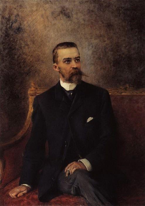 А. Г. Кузнецов. Константин Егорович Маковский