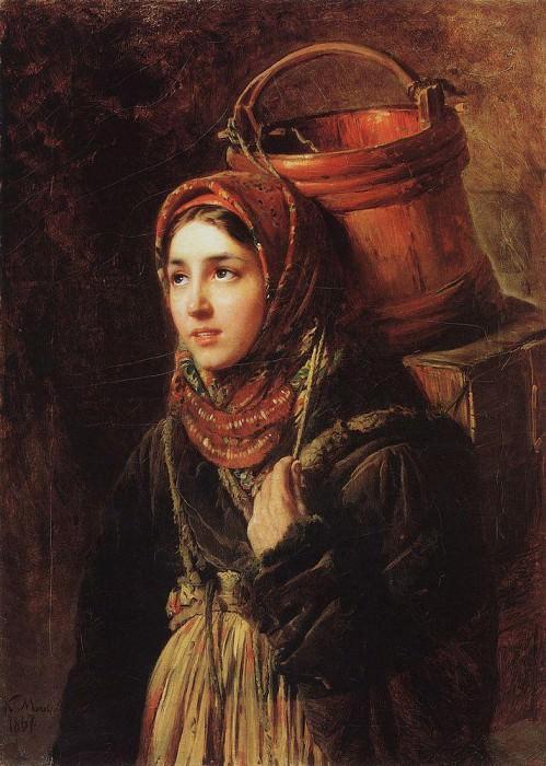 Portrait 148. Konstantin Makovsky
