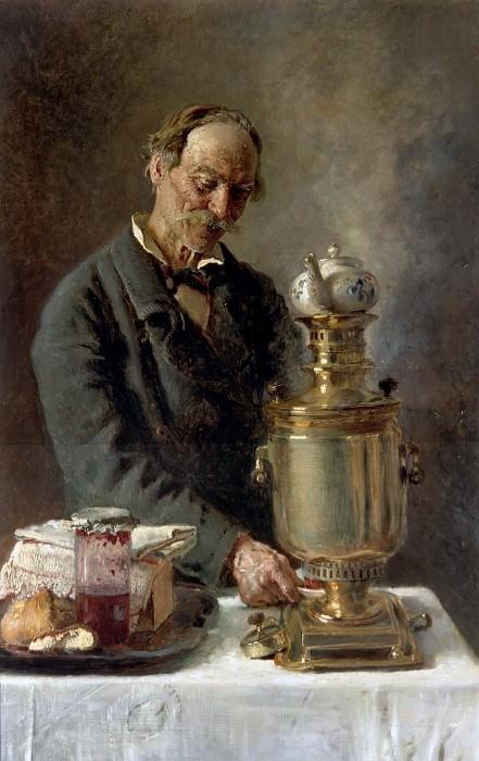 Alekseich. Konstantin Makovsky