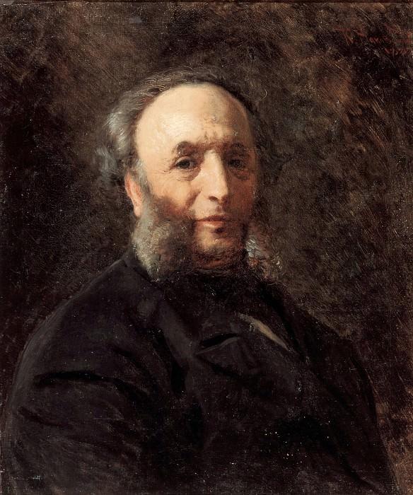 Aivazovsky, Ivan Konstantinovich (painter). Konstantin Makovsky