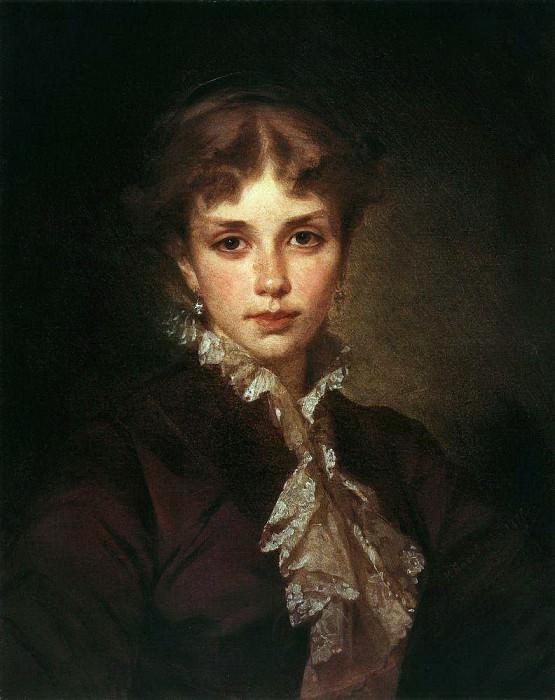 Portrait. Konstantin Makovsky