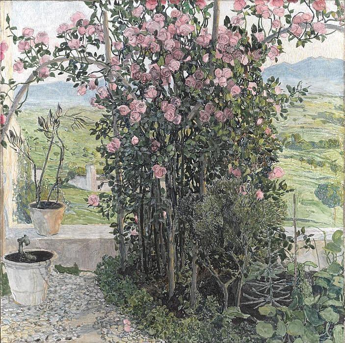 Umbrian Valley. Alexander Golovin