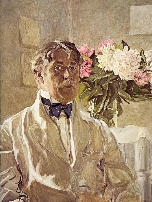 Автопортрет. 1912. Александр Яковлевич Головин
