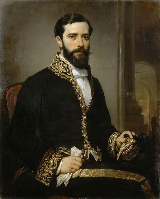 Eugène Devéria -- Charles Théodule Dévéria. Part 5 Louvre