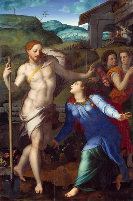 Бронзино, Аньоло (Аньоло ди Козимо ди Мариано) (Флоренция 1502-1572) -- Не касайся меня. Part 5 Louvre