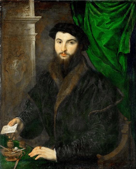 Paris Bordone (1500-1571) -- Hieronymus Kraffter. Part 5 Louvre