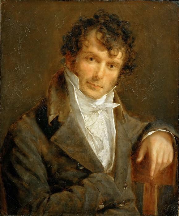 Pierre-Paul Prud'hon (1758-1823) -- Monsieur Vallet. Part 5 Louvre