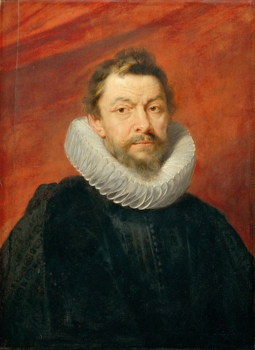 Baron Henri de Vicq, Ambassador of the Archduke Albert and Infanta Clara Eugenia Isabella. Peter Paul Rubens