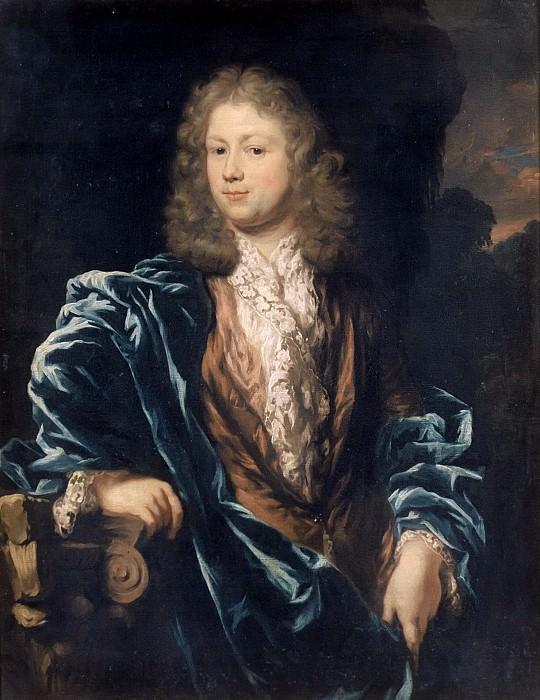 Мас, Николас - Портрет Корнелиса тен Хове (1658-1694). Маурицхёйс