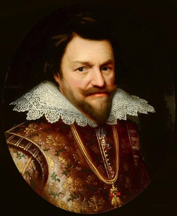Unknown - Portrait of Philips Willem (1554-1618), Prince of Orange. Mauritshuis