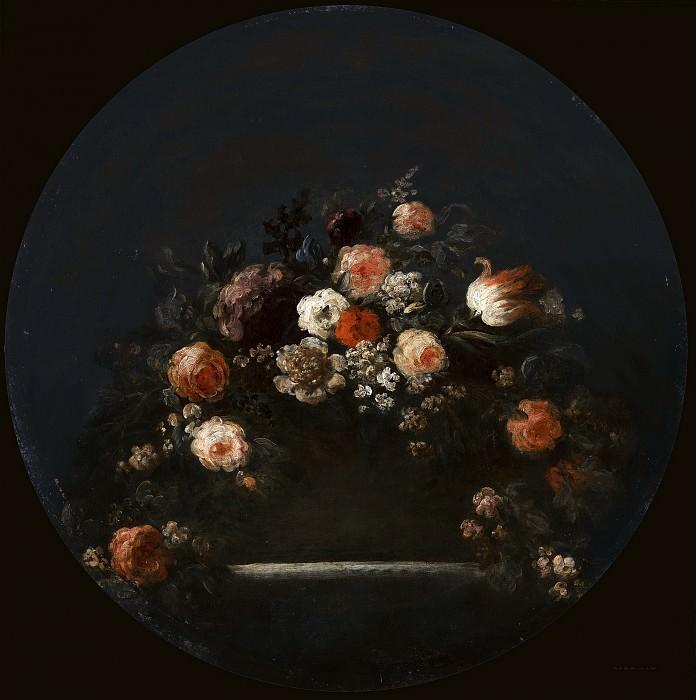 Giovanni Antonio Pellegrini - Flowers in a Vase. Mauritshuis
