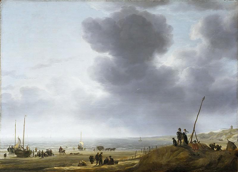 Simon de Vlieger - Beach View. Mauritshuis