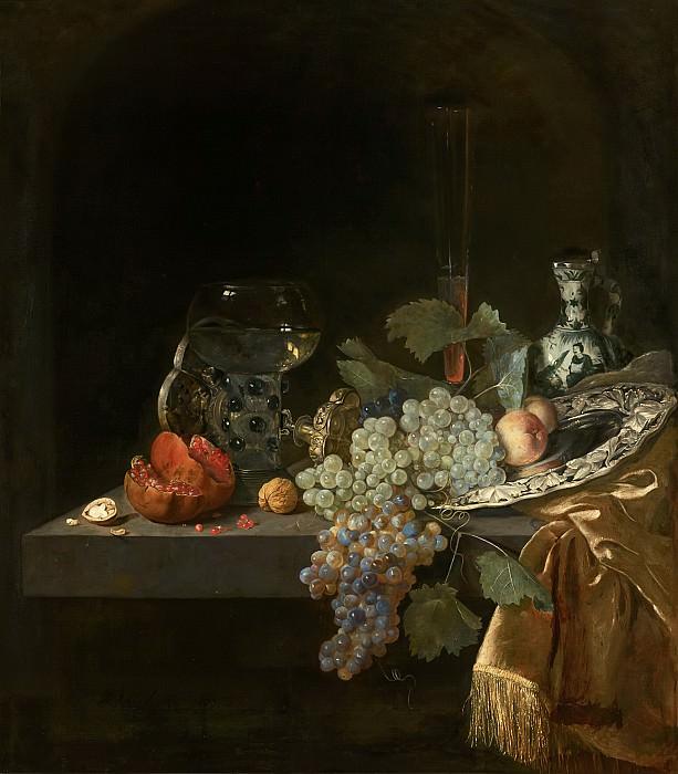 Isaac van Kipshaven - Sumptuous Still Life. Mauritshuis