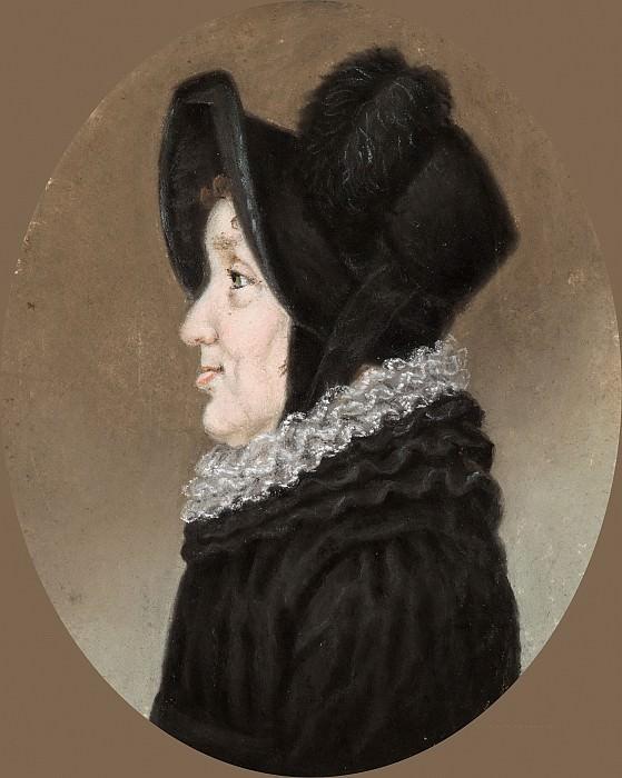 Анспах, Ян (атр.) - Женский портрет. Маурицхёйс
