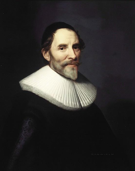 Michiel Jansz van Mierevelt - Portrait of François van Aerssen (1572-1641). Mauritshuis