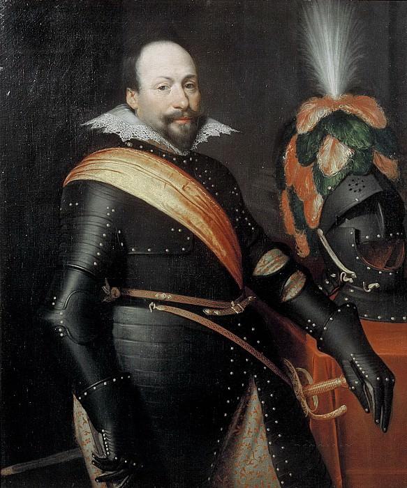 Равестейн, Ян Антонис (и мастерская) - Портрет Даниэля де Хертанга (ум. 1626). Маурицхёйс