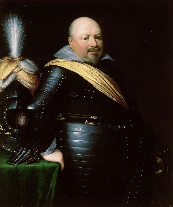 Равестейн, Ян Антонис (и мастерская) - Портрет Николаса Шмельцинга (1561-1629). Маурицхёйс