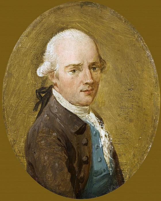 Хэмфри, Озайас - Мужской портрет. Маурицхёйс