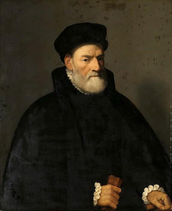 Морони, Джованни Баттиста - Портрет Верчеллино Оливацци. Маурицхёйс