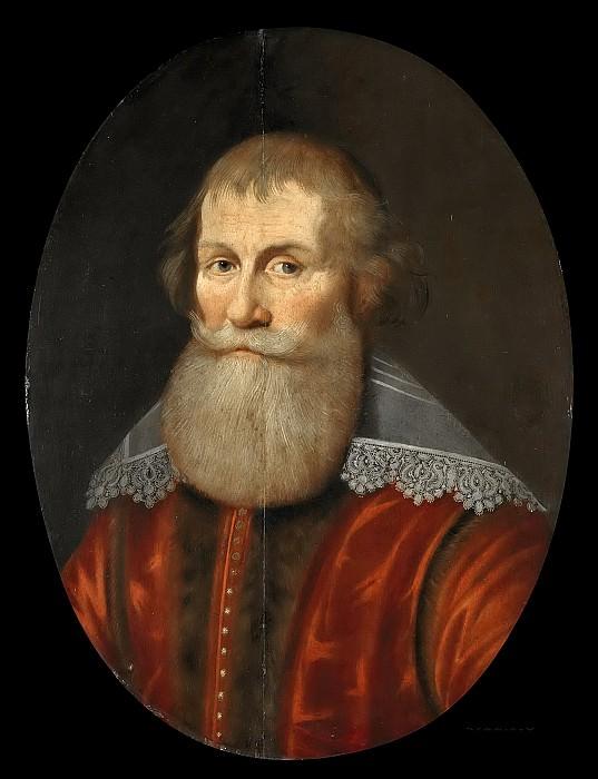 Anonymous (Northern Netherlands) - Portrait of Cornelis Haga (1578-1654). Mauritshuis