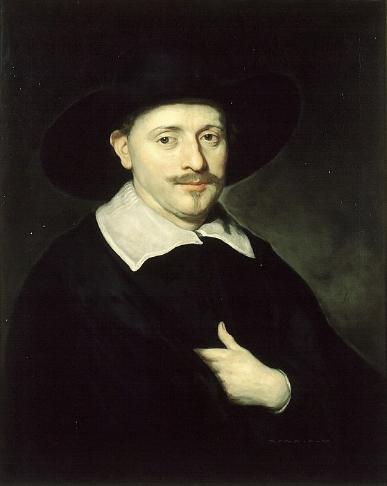 Govert Flinck - Portrait of a Man. Mauritshuis