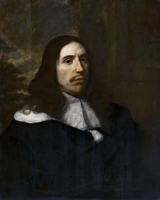 Bartholomeus van der Helst - Portrait of a Man. Mauritshuis