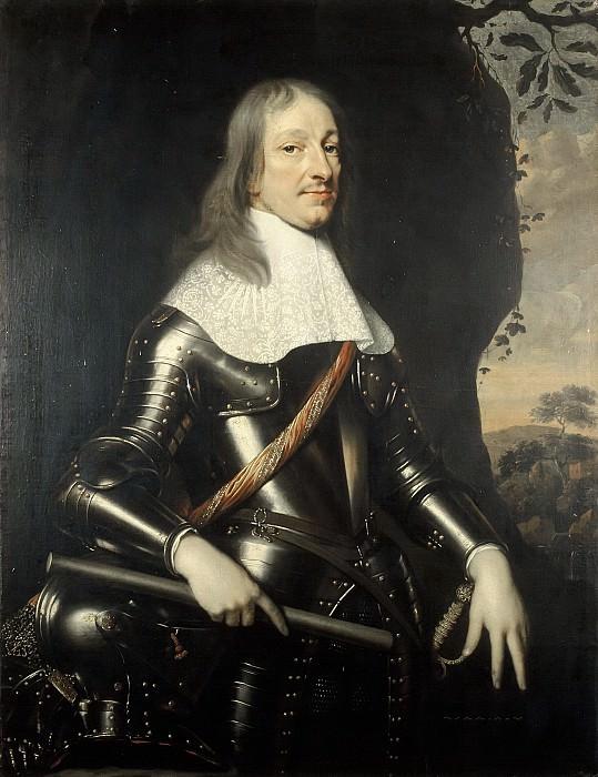 Pieter Nason - Portrait of Stadholder Willem Frederik (1613- 1664). Mauritshuis
