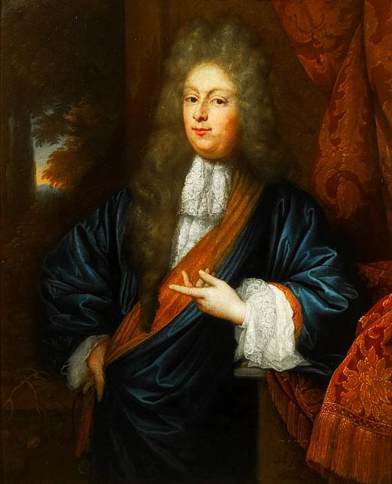 Хансберген, Ян ван - Портрет Питера Диркенса (1668-1714). Маурицхёйс