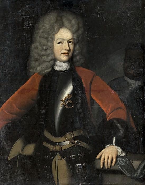 Nicolaes van Ravesteyn - Portrait of a Man, probably a Member of the Mackay Family. Mauritshuis