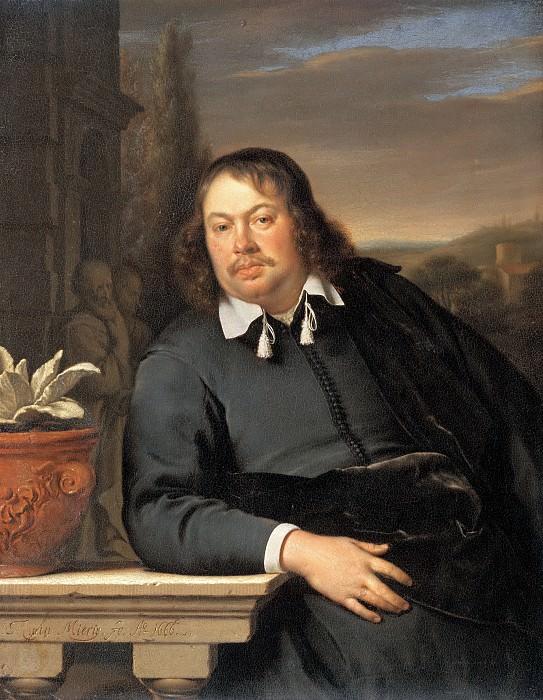 Мирис, Франс I ван - Портрет Флорентия Схейла (1619-1669). Маурицхёйс