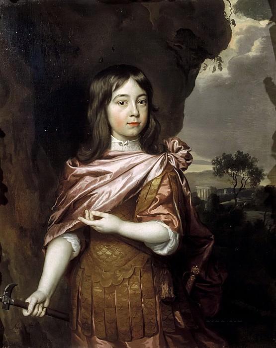 Мейтенс, Ян - Портрет Фольферта ван Бредероде (1649-1679). Маурицхёйс
