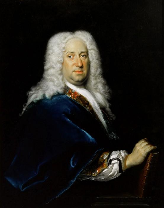 Трост, Корнелис - Портрет мужчины. Маурицхёйс