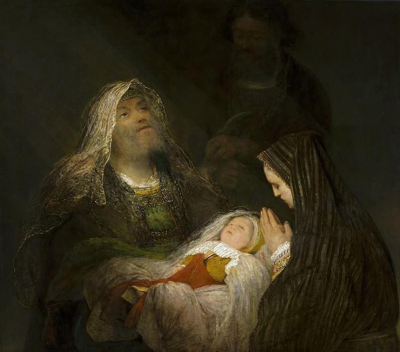 Гелдер, Арент де - Хвалебная песнь Симеона. Маурицхёйс