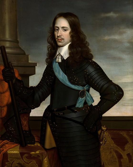 Unknown - Portrait of Prince Willem II (1626-1650). Mauritshuis
