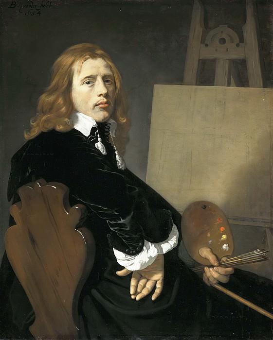 Bartholomeus van der Helst - Portrait of Paulus Potter (1625-1654). Mauritshuis