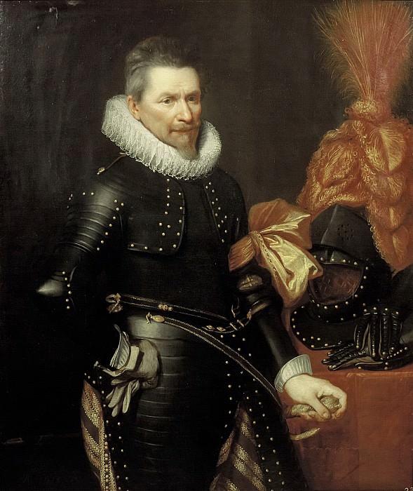 Равестейн, Ян Антонисзон ван (и мастерская) - Портрет офицера. Маурицхёйс