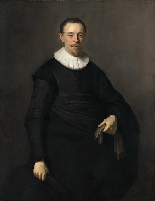 Jacob Adriaensz Backer - Portrait of a Man. Mauritshuis