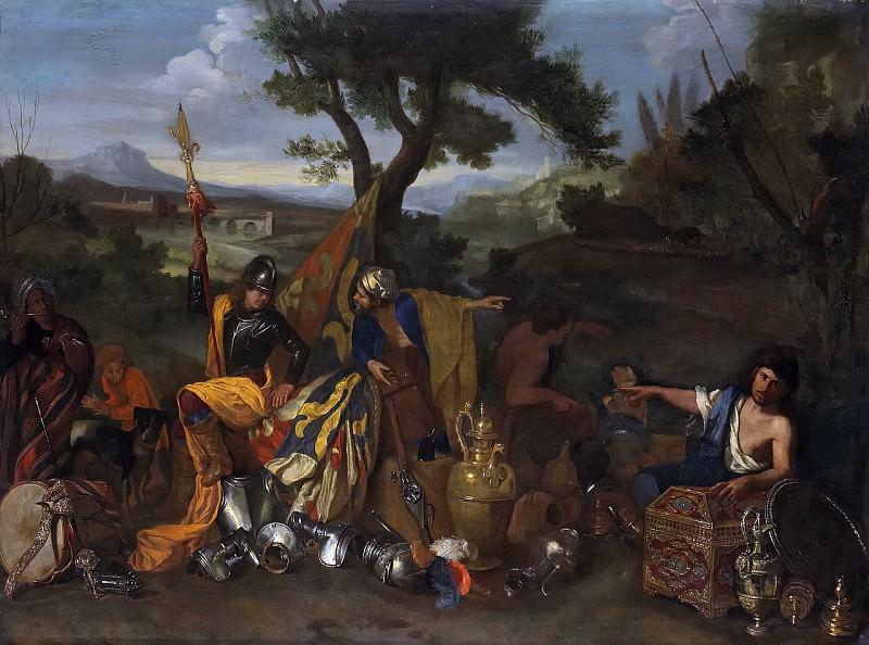 Андреа де Лионе (атр.) - Торговцы. Маурицхёйс