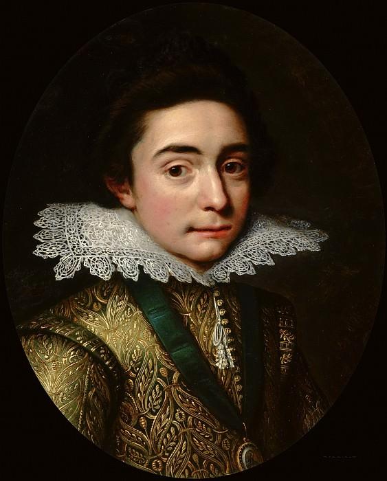 Unknown - Portrait of Friedrich V (1596-1632). Mauritshuis