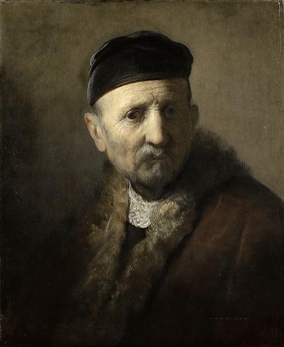 Рембрандт (атр.) - Старик. Маурицхёйс