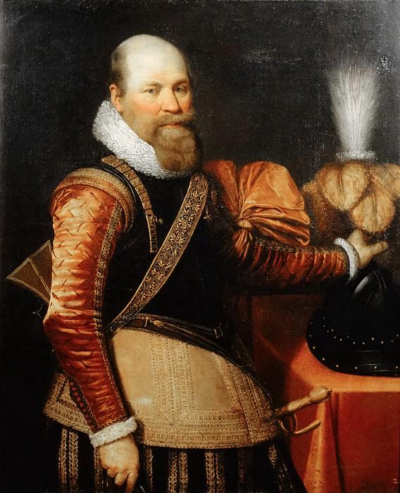 Равестейн, Ян Антонис ван (и мастерская) - Портрет офицера. Маурицхёйс
