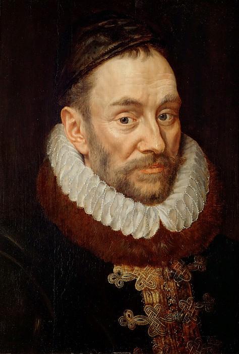 Adriaen Thomasz Key - Portrait of William I (1533-1584), Prince of Orange. Mauritshuis