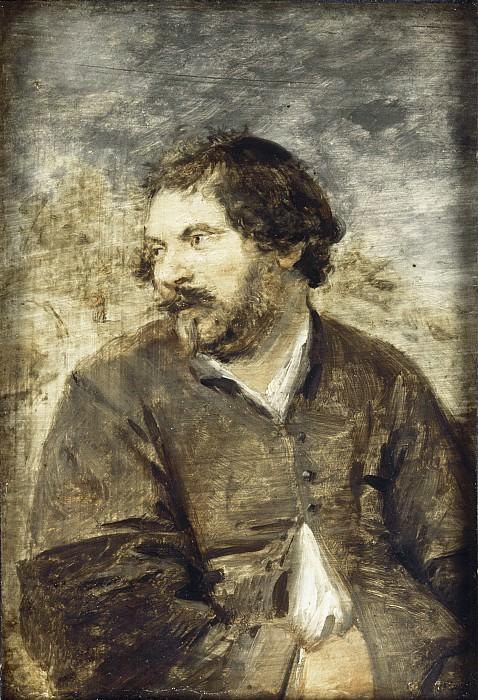 Браувер, Адриан - Упитанный мужчина. Маурицхёйс