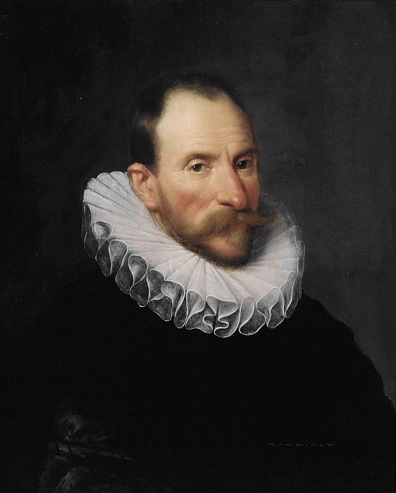 Миревельт, Михиль Янс ван - Портрет Корнелиса ван Арссена (1545-1627). Маурицхёйс