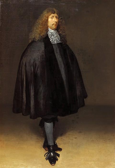 Gerard ter Borch - Self-Portrait. Mauritshuis