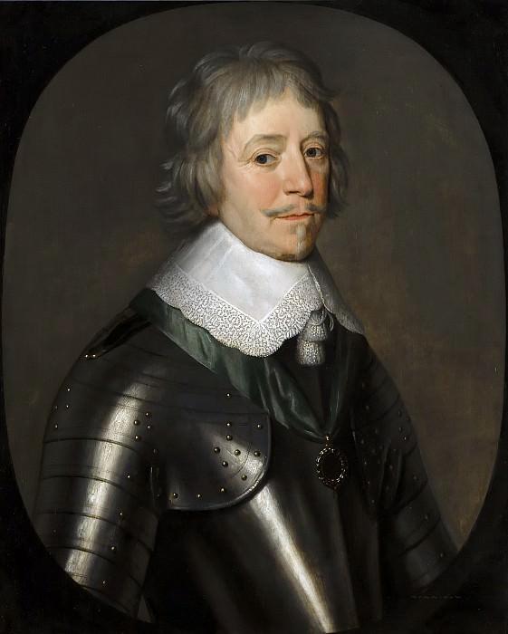 Unknown - Portrait of Frederik Hendrik (1584-1647). Mauritshuis
