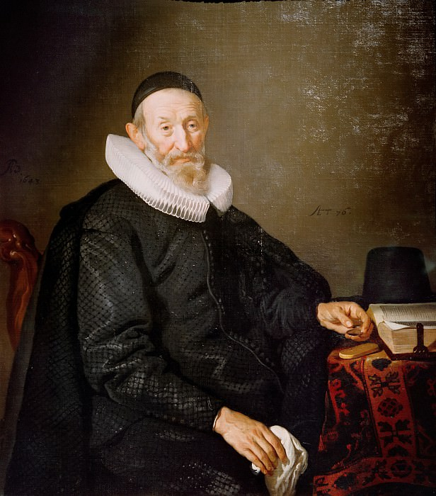 Backer, Jacob (1608-1651) - Frans de Vroede, Merchant and broker. Part 4