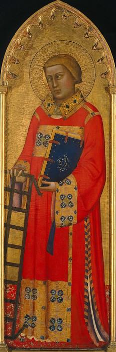 Пуччо ди Симоне (1320-1360) - Святой Лаврентий. Часть 4
