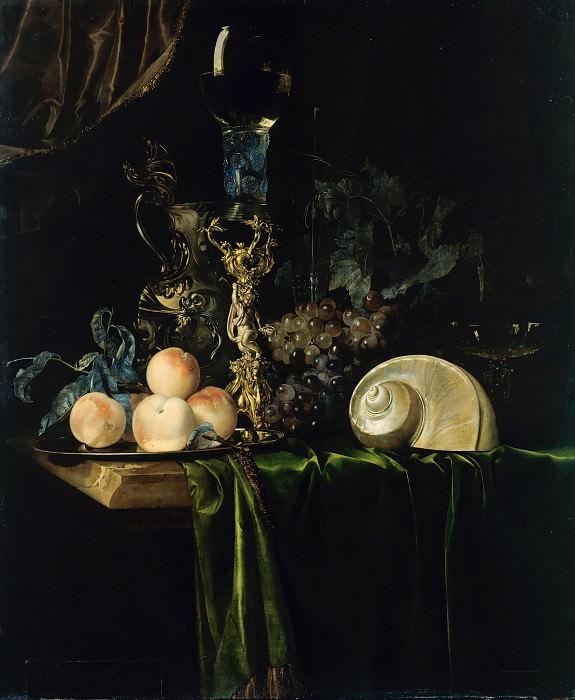 Альст, Виллем ван (1626-1683) - Натюрморт с фруктами. Часть 4